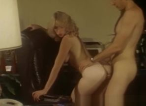 Classic Porno With a Blond Crud..