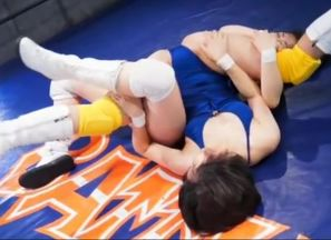 grappling JAV (not lesbain)