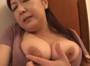 Asian  jerks seeing daughter-in-law