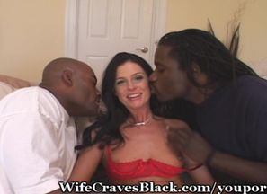 Insatiable Stepmom Thirsts Dark-hued