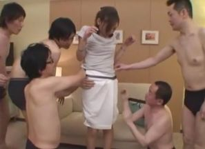 Exotic Asian hoe in Greatest Gangbang,..