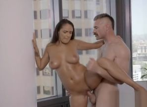 TOUGHLOVEX Koach Karl trains Sofi Ryan..