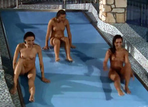 Russian Bare Waterpark