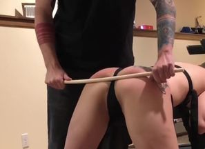 Whipping Freya Enjoy