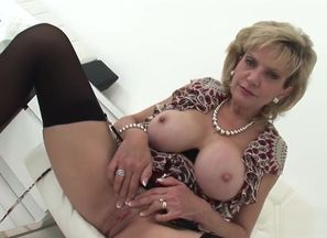 Adulterous brit mature damsel sonia..