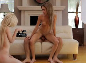 Natasha Milky And Skylar Green Penetrate