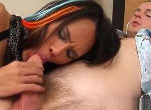 She-male Princess Lengthy Mint gets..